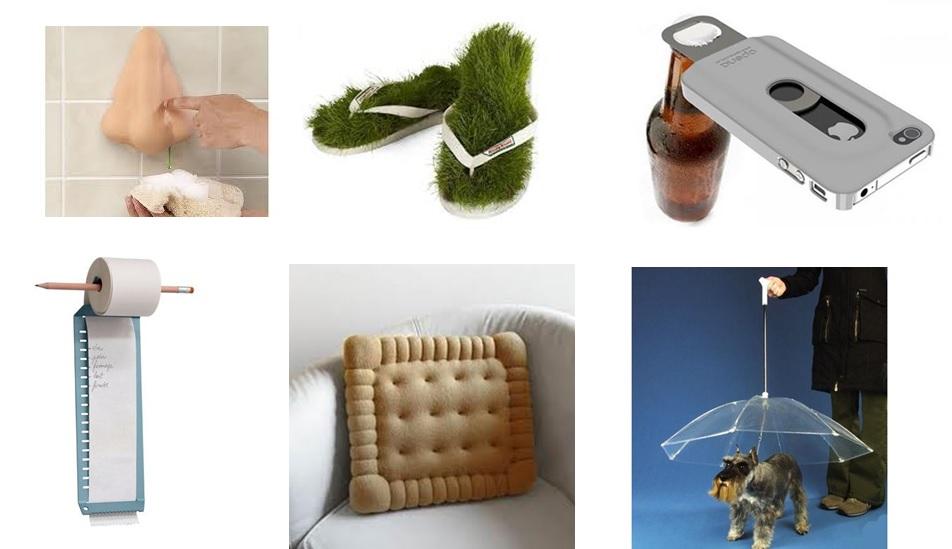 objetos insolitos