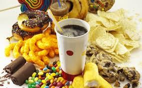alimentos poco sanos