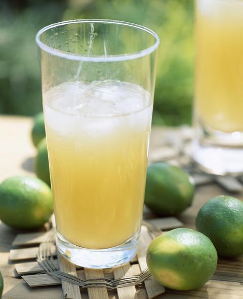 bebida vientre plano