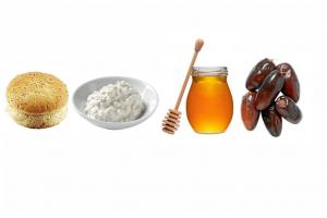 productos sanos para los snacks