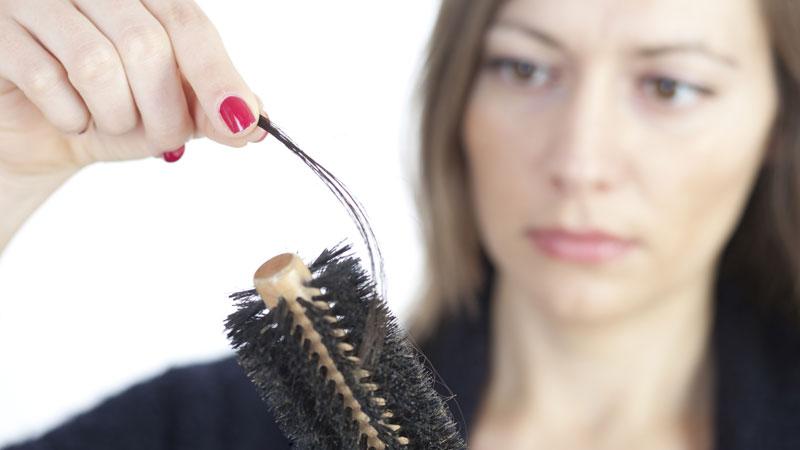 caída pelo