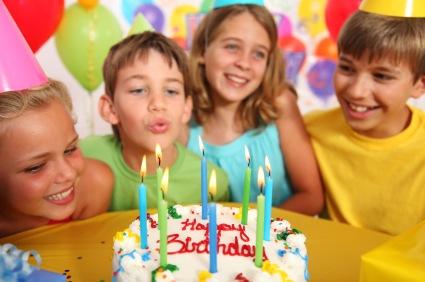 Ideas para organizar una fiesta infantil