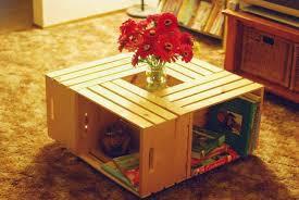 Cómo decorar con cajas de frutas